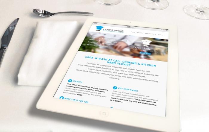 website design lateral design