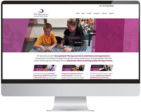 A web design Ballarat business package