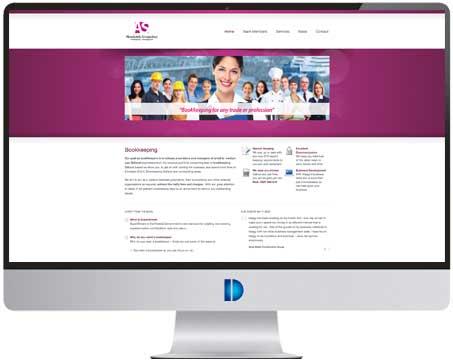 Bookkeeper-Website-Ballarat-by-Lateral-Design-Group-Ballarat