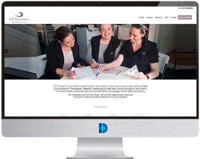 Web-design-Ballarat-for-ot-dynamics-ballarat-graphic-design-by-Lateral-Design-Group