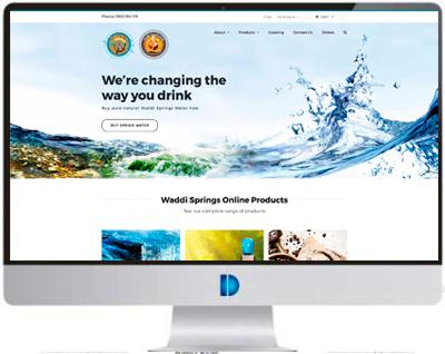Web-design-brisbane-waddi-springs-website-design-by-Lateral-Design-Group-ballarat